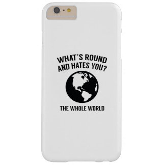 The Whole World Barely There iPhone 6 Plus Case