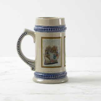The whole world in his hands 18 oz beer stein