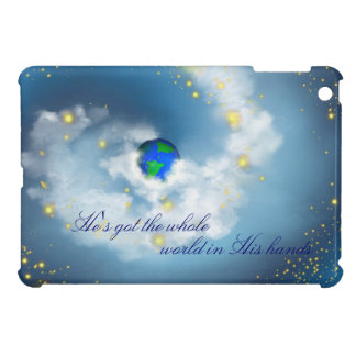 The Whole World In His Hands iPad Mini Case