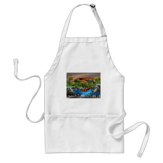 The Whole World In Our Hands Apron