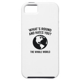 The Whole World iPhone SE/5/5s Case