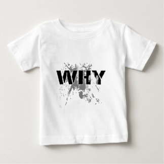 The WHY Question Baby T-Shirt