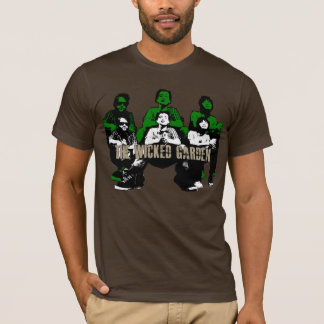 "The Wicked Garden ""Greening"" Design T-Shirt"