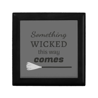 The Wicked Keepsake Box