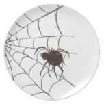 The Wicked Web Dinner Plate