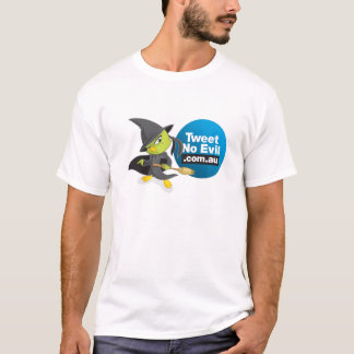 The Wicked Witch of the Tweet Mens T-Shirt