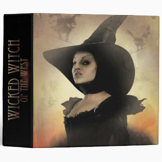 The Wicked Witch of the West 1 3 Ring Binders