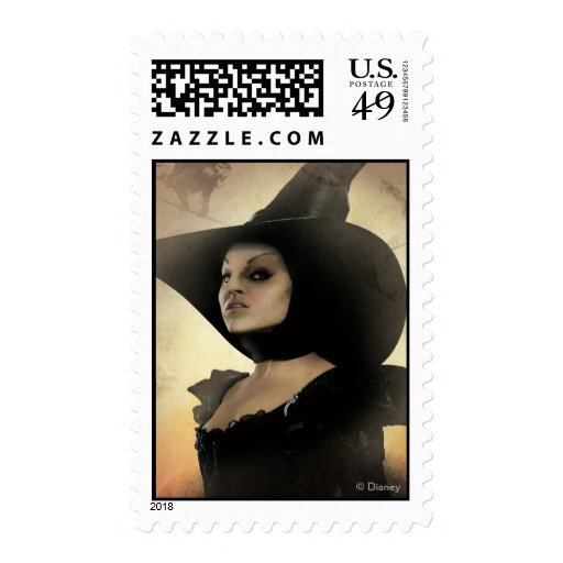 The Wicked Witch of the West 1 Postage Stamp