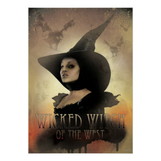 The Wicked Witch of the West 1 Print