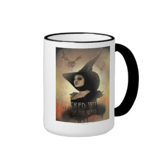 The Wicked Witch of the West 1 Ringer Coffee Mug