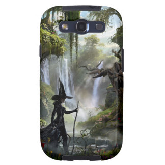 The Wicked Witch of the West 3 Galaxy SIII Cases