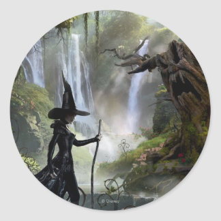 The Wicked Witch of the West 3 Classic Round Sticker