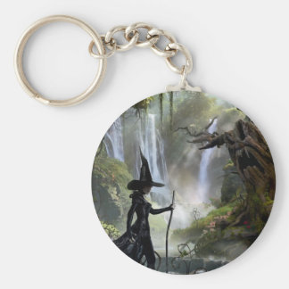 The Wicked Witch of the West 3 Keychain