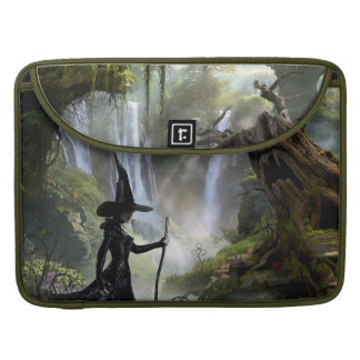 The Wicked Witch of the West 3 Sleeves For MacBook Pro