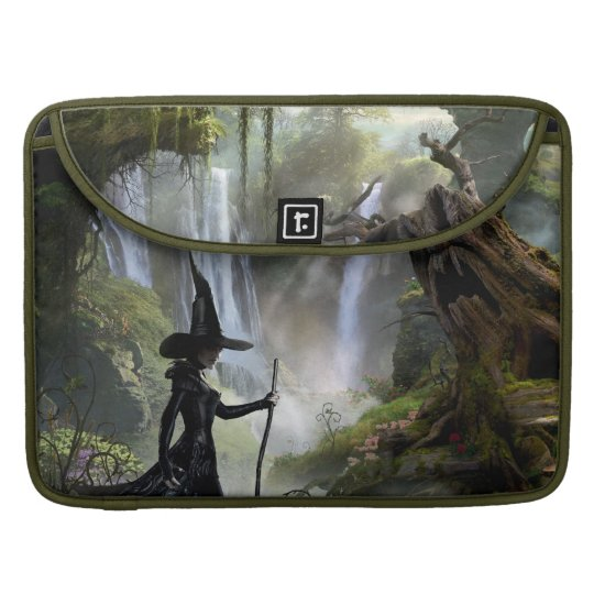 The Wicked Witch of the West 3 Sleeve For MacBook Pro