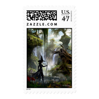 The Wicked Witch of the West 3 Stamp