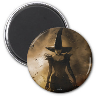 The Wicked Witch of the West 4 2 Inch Round Magnet