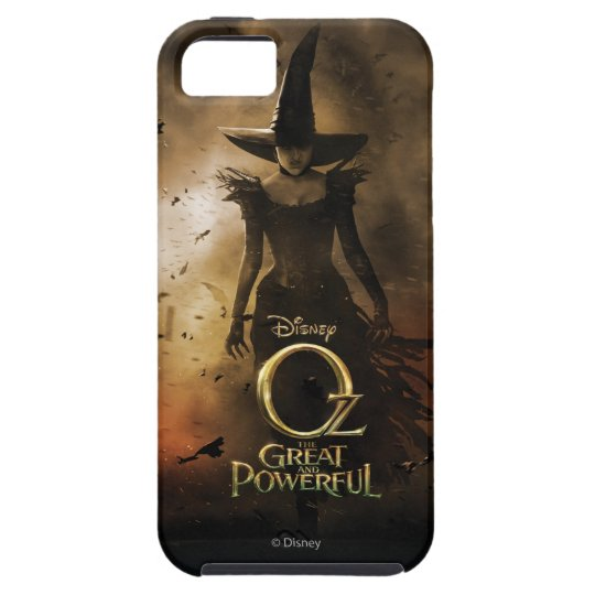 The Wicked Witch of the West 4 iPhone SE/5/5s Case