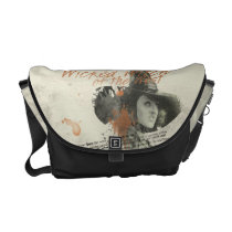 The Wicked Witch of the West 5 Courier Bags at Zazzle