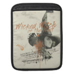 The Wicked Witch of the West 5 iPad Sleeves