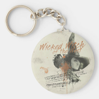 The Wicked Witch of the West 5 Keychain