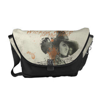 The Wicked Witch of the West 5 Messenger Bag