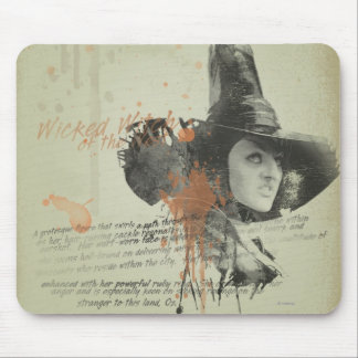 The Wicked Witch of the West 5 Mouse Pad