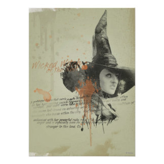 The Wicked Witch of the West 5 Posters