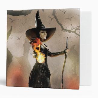 The Wicked Witch of the West 6 3 Ring Binders