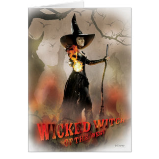 The Wicked Witch of the West 6 Card