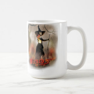 The Wicked Witch of the West 6 Coffee Mug