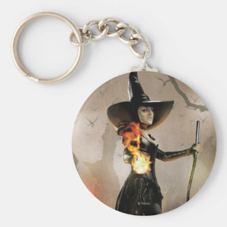 The Wicked Witch of the West 6 Keychain