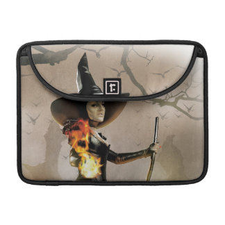 The Wicked Witch of the West 6 MacBook Pro Sleeve