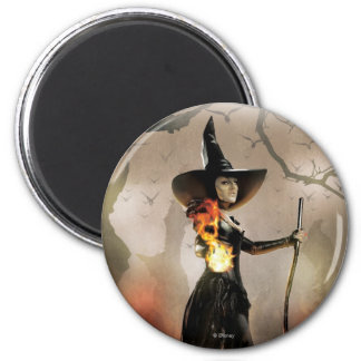 The Wicked Witch of the West 6 Magnet