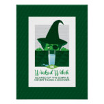 The Wicked Witch Print