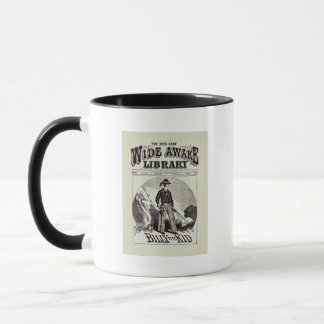The Wide Awake Library - Billy The Kid - Vintage Mug