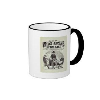 The Wide Awake Library - Billy The Kid - Vintage Coffee Mug