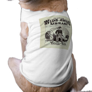 The Wide Awake Library - Billy The Kid - Vintage Tee