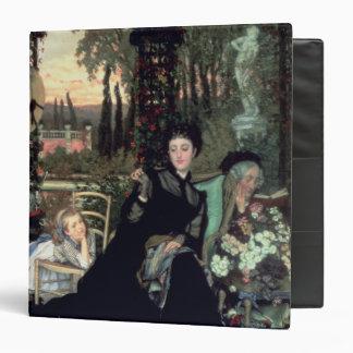 The Widow, 1868 Binder