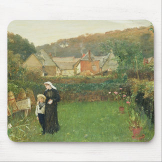 The Widow, 1895 (oil on canvas) Mousepads