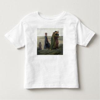 The Widow or The Fisherman's Family Tee Shirt