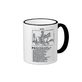 The Wife of Bath Ringer Mug
