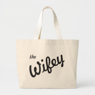 The Wifey Canvas Bag