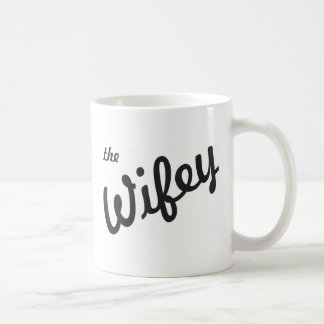 The Wifey Coffee Mug
