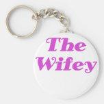 The Wifey Key Chains