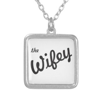 The Wifey Necklaces