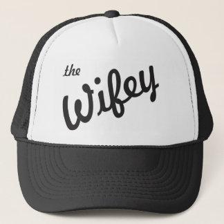 The Wifey Trucker Hat