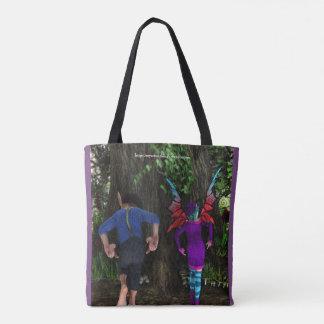 The Wiggle Bum Dance Tote Bag