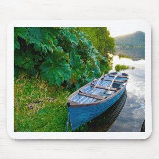 The Wild Atlantic Way-Ireland Mouse Pad