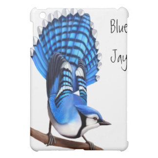 The Wild Blue Jay Bird Speck Case Cover For The iPad Mini